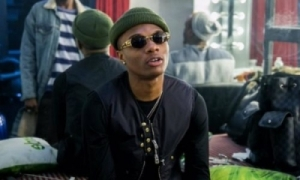 Wizkid - Back To The Matter (All Your Man Should Fall)
